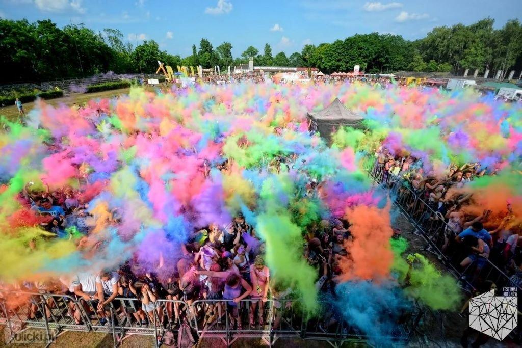 Festiwal Kolorów znów w naszym regionie!