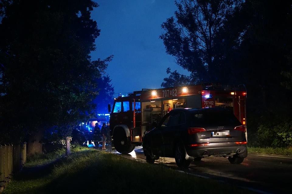 Dwa wypadki - 8 osób w szpitalu!