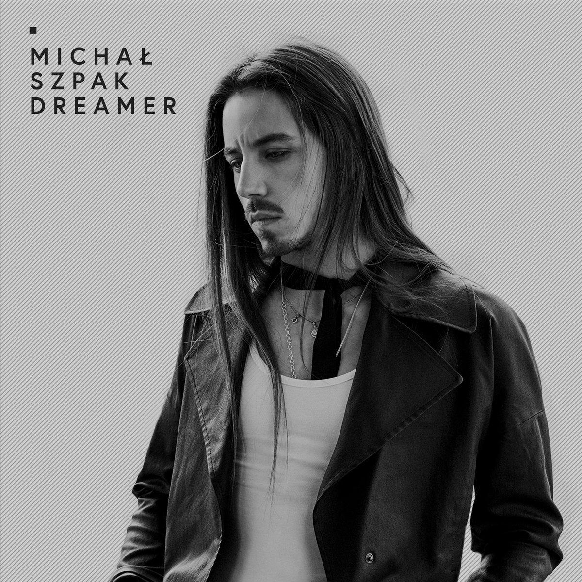 """Michał Szpak  """"Dreamer""""."""