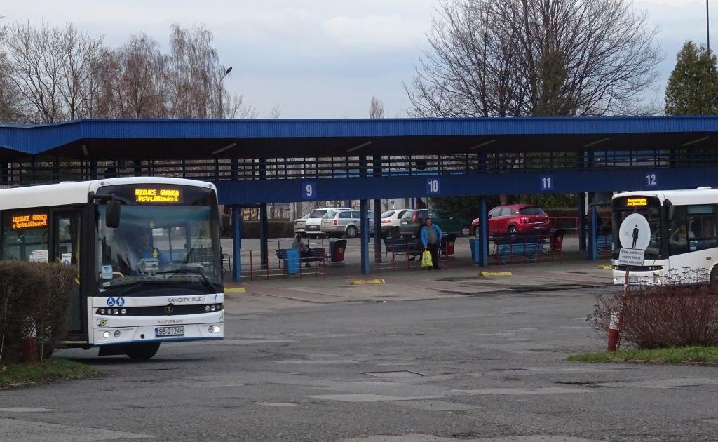 Dworzec Autobusowy Na Sprzedaż?