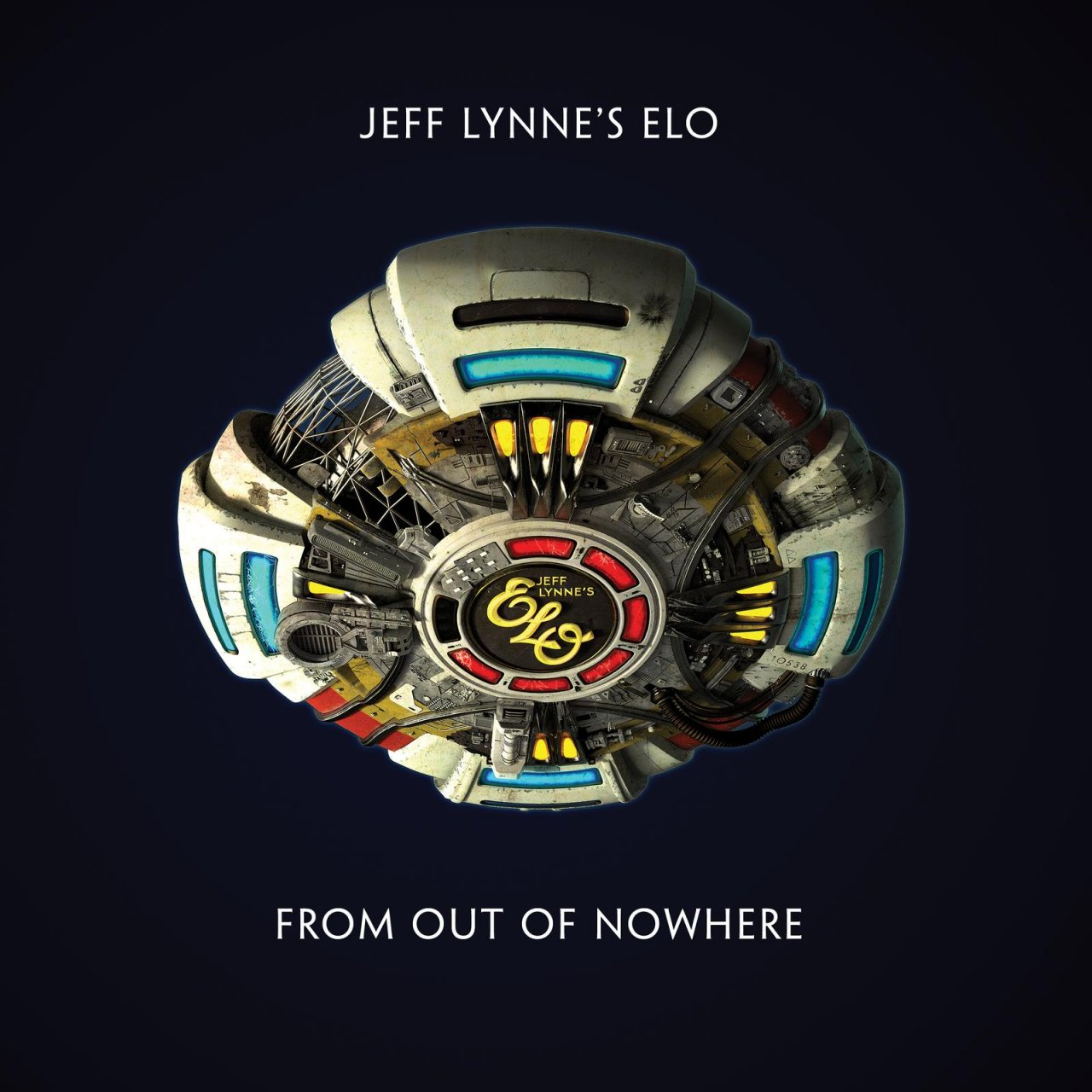 Jeff Lynnes Elo - From Out Of Nowhere