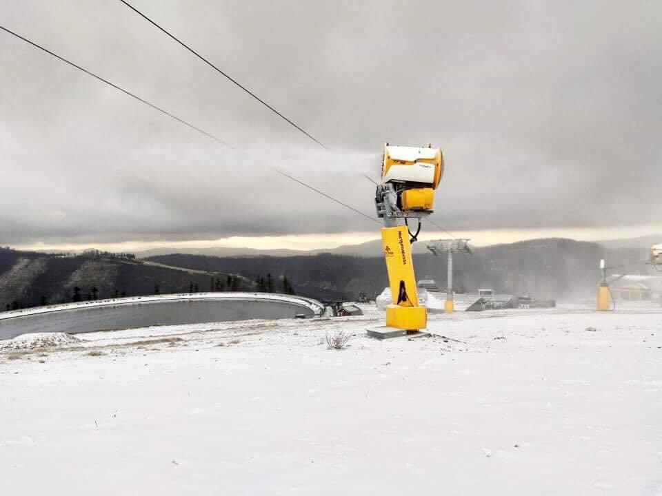 Ruszyła produkcja śniegu. Jakie nowości na ten sezon?