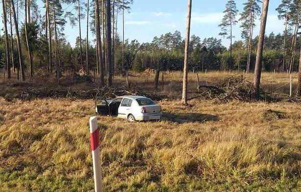 Wypadek Na Dk 1. Kierowca Miał Zawał Serca
