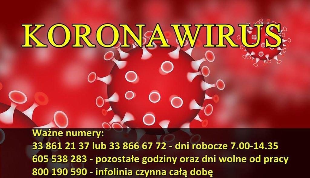 W szpitalu z powodu koronawirusa? AKTUALIZACJA