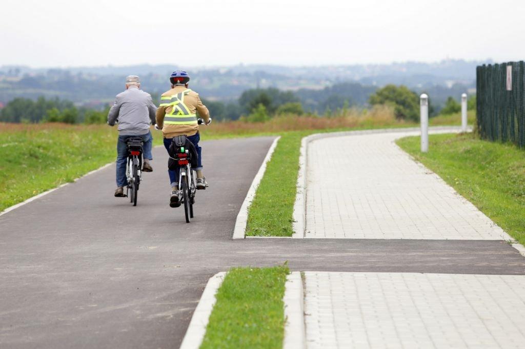 Połączą ze sobą ścieżki rowerowe