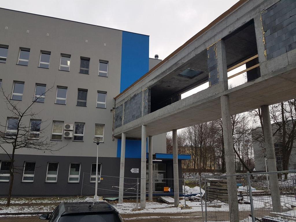 Łączą Szpitalne Oddziały