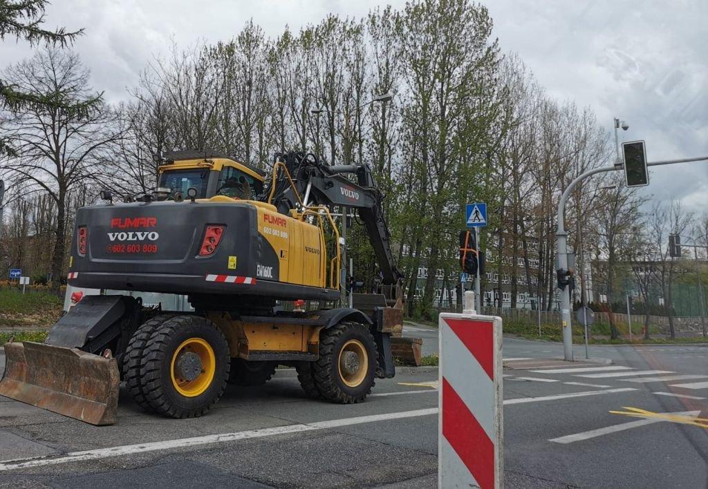 Bielsko-Biała: Szczegółowo O Zmianach Na Rozbudowywanej Ulicy