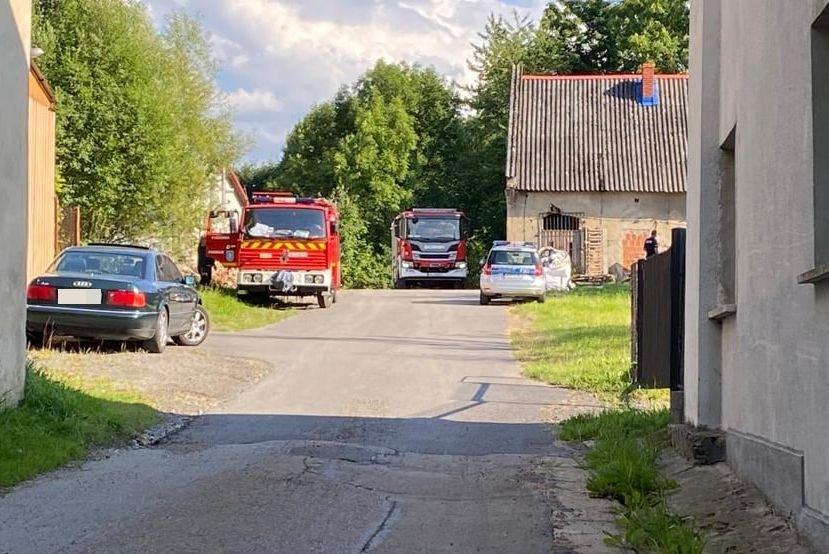 Katastrofa budowlana. Zginął 56-letni obywatel Ukrainy [AKTUALIZACJA]
