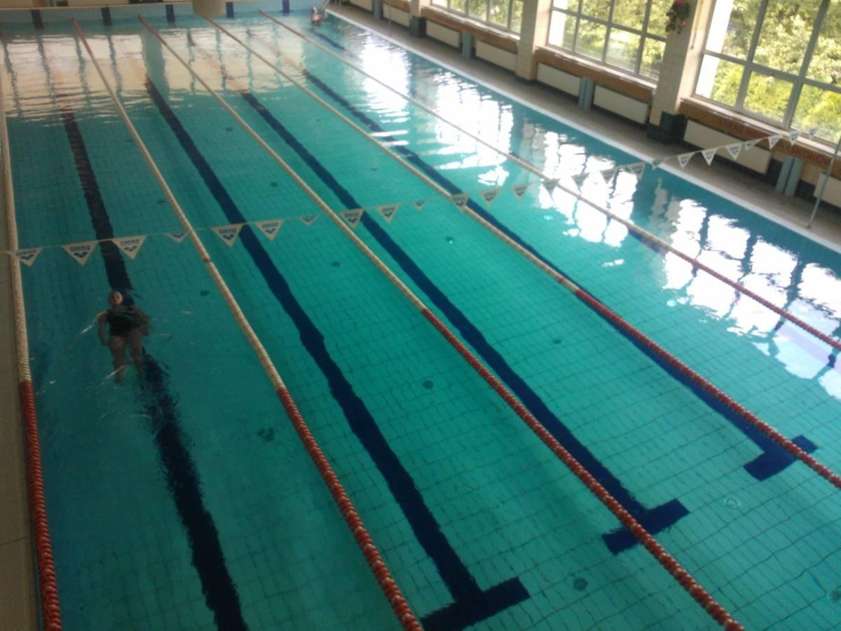 Bezpieczniejsze pływanie
