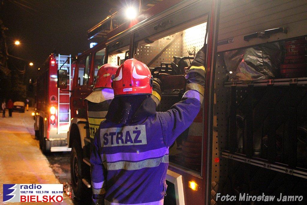 Pożar W Budynku Jednorodzinnym