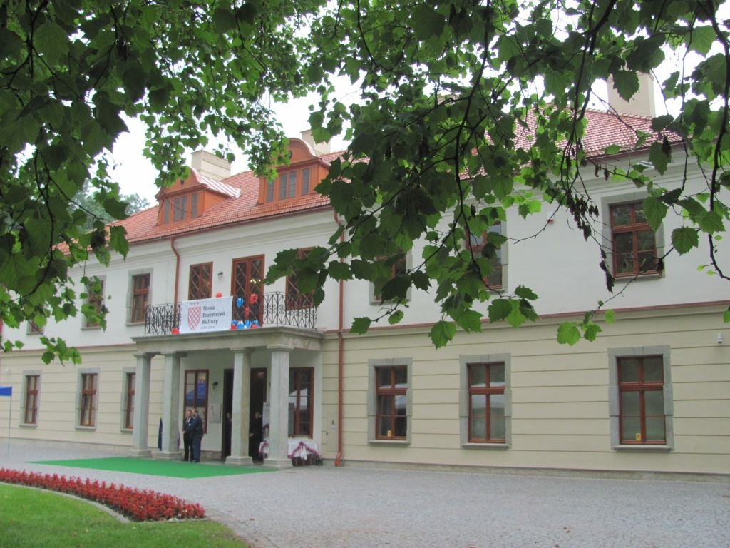 Pałac Czeczów po modernizacji!