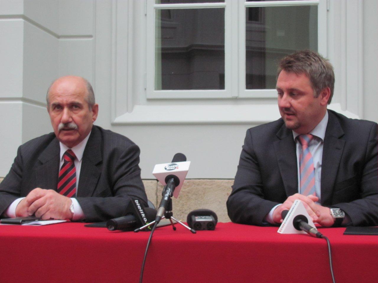 Jacek Krywult oficjalnie kandydatem na prezydenta