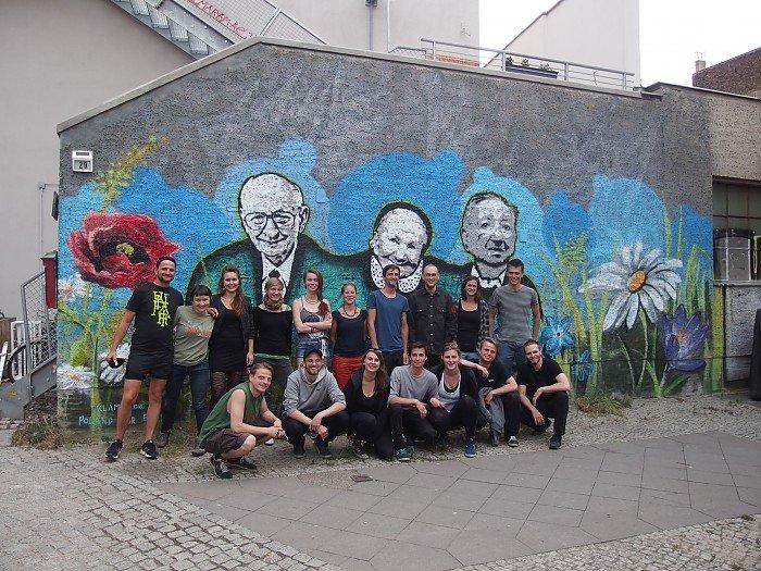 Polskie murale w Berlinie