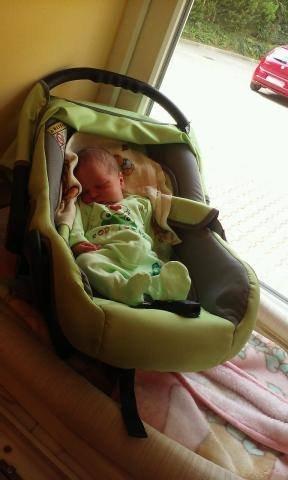 Pierwsze dziecko w bielskim Oknie Życia