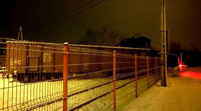 Wykoleił się pociąg towarowy