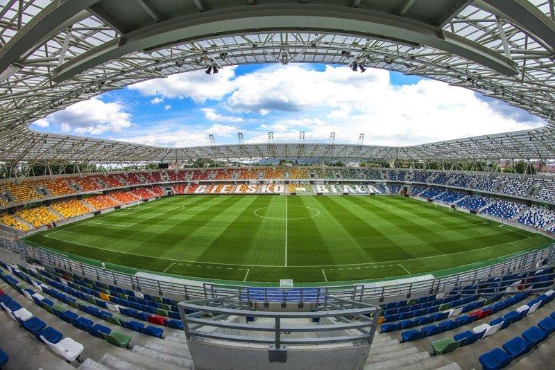 Stadion roku 2016 w bielsku-białej?!