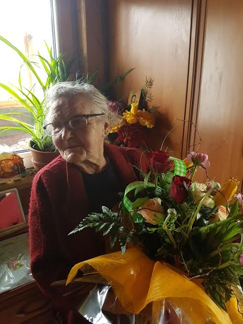 Urządzili Samotnej Seniorce Urodziny