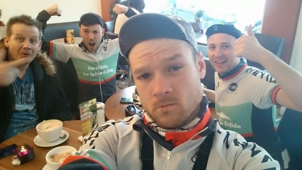 1700 Km Na Rowerze Dla Oliwii!