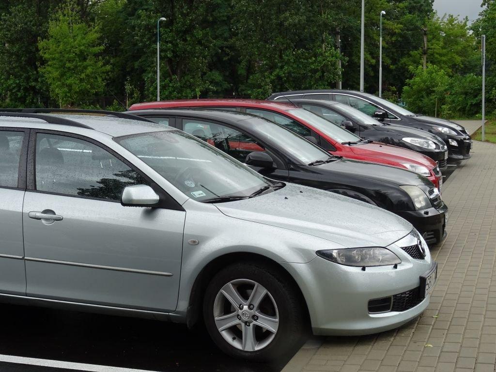 Parking Wielopoziomowy W Centrum