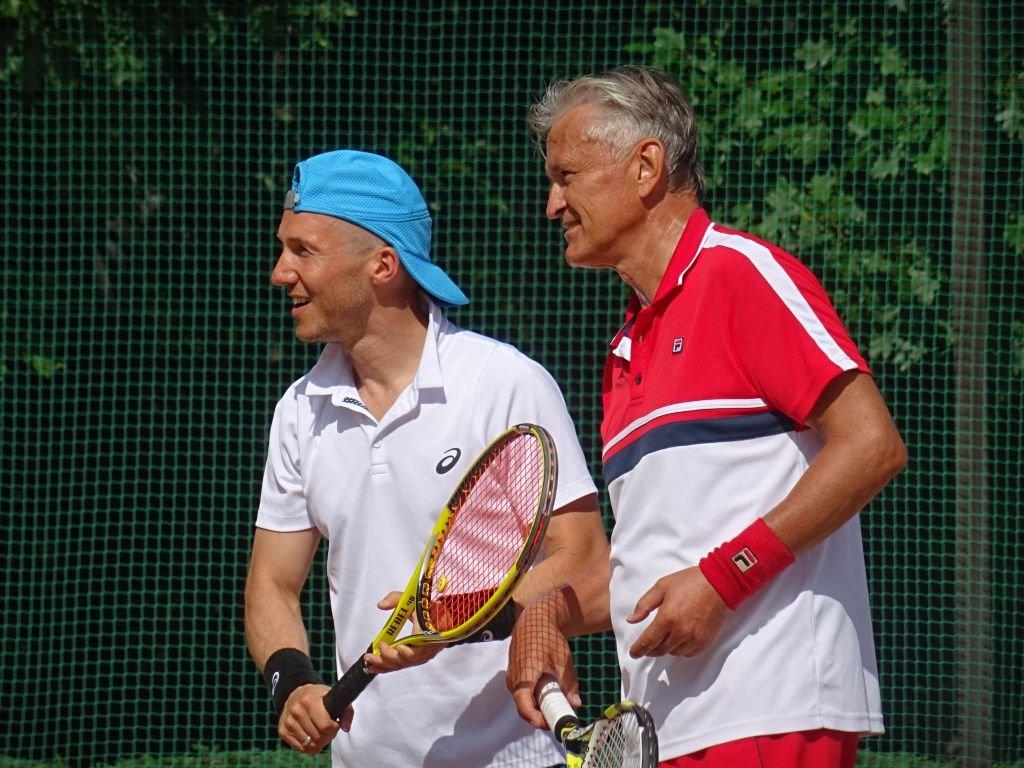 Tenis z gwiazdami