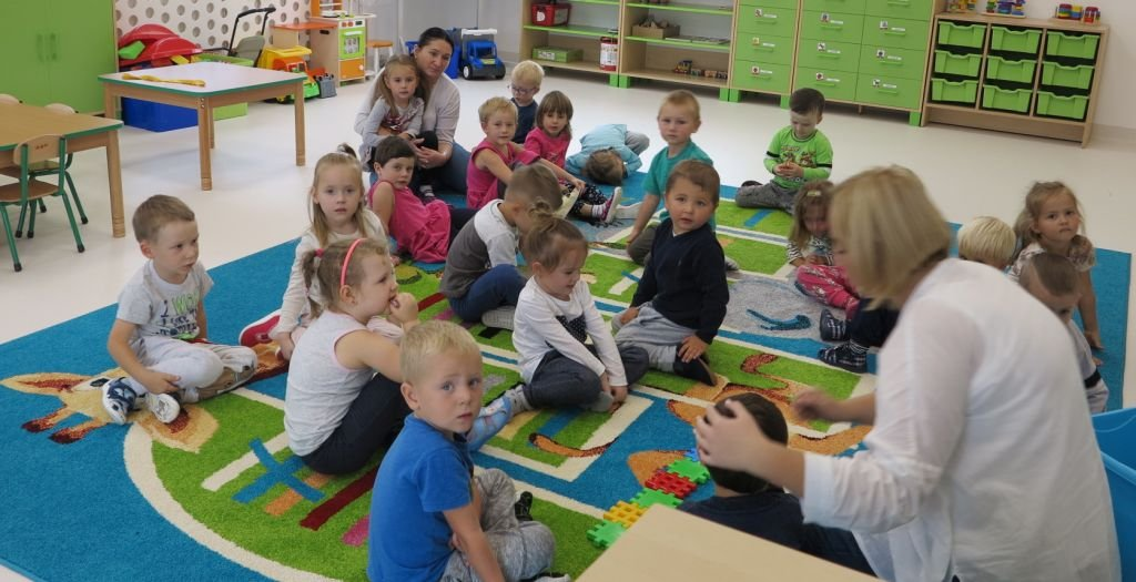 Dzieci przybywa, więc rozbudowano przedszkole