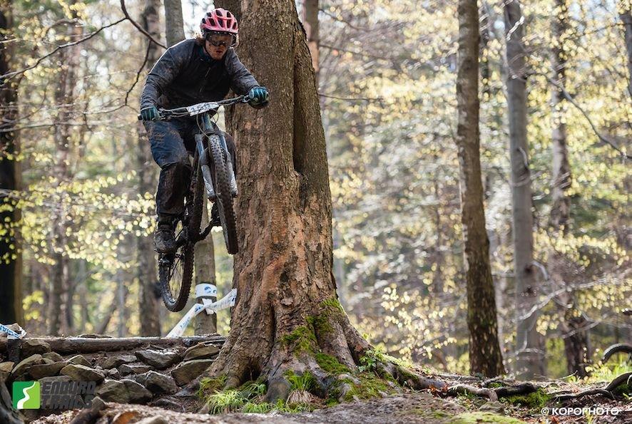 Na rowerze z Szyndzielni na Kozią Górkę