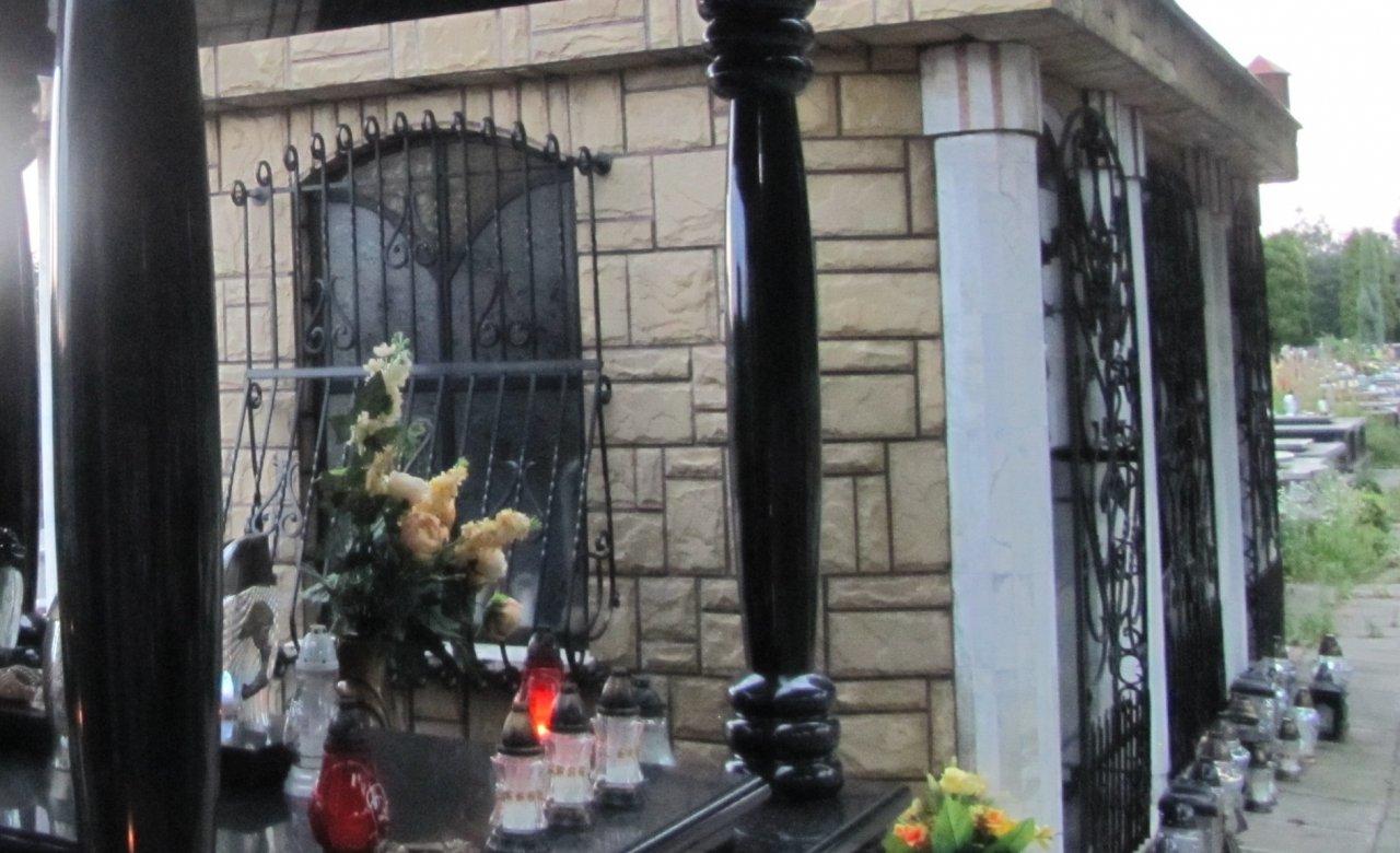 Impreza Na Cmentarzu