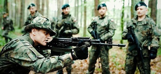 W Mieście Utworzą Wojska Obrony Terytorialnej