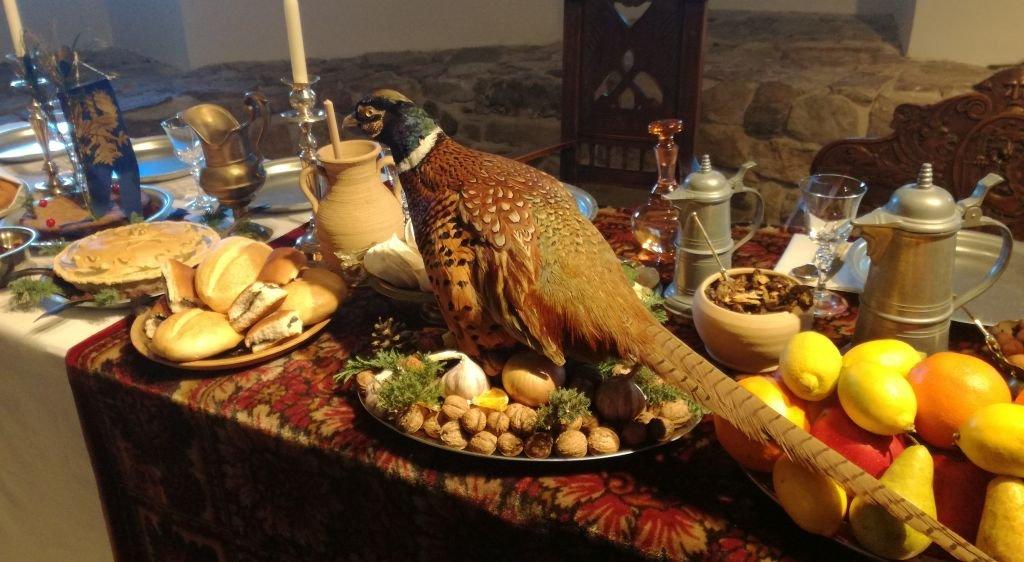 Takie rzeczy na świątecznym stole?!