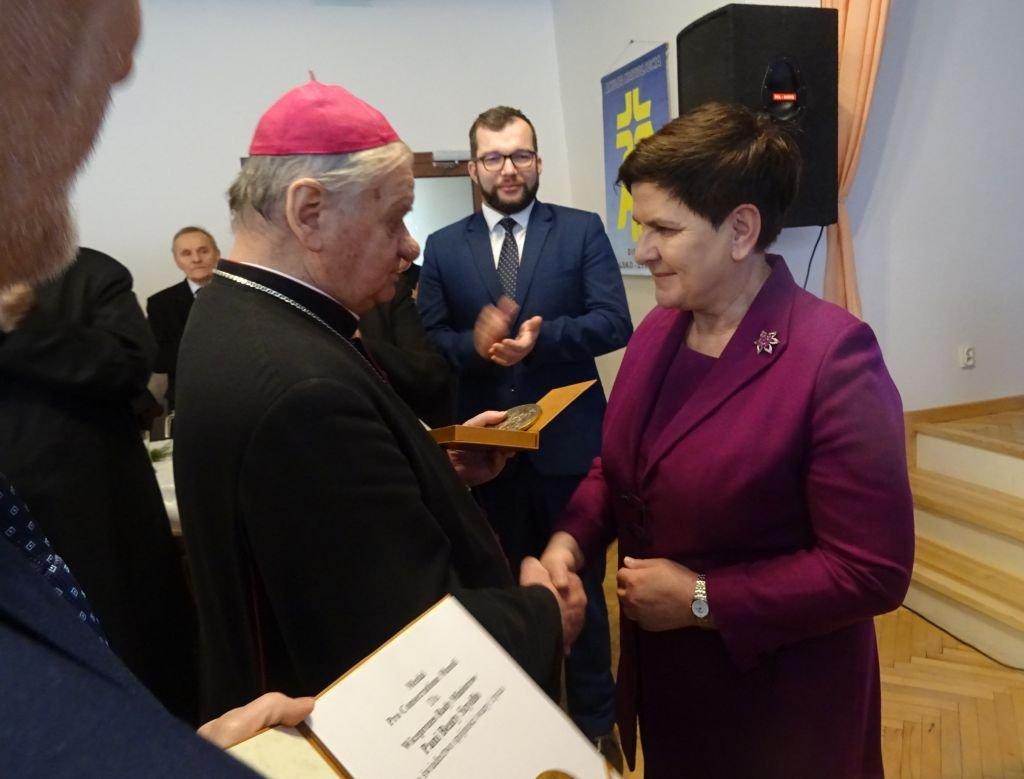 Beata Szydło odwiedziła nasz region