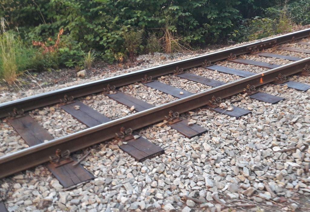 Pociąg zderzył się z samochodem osobowym