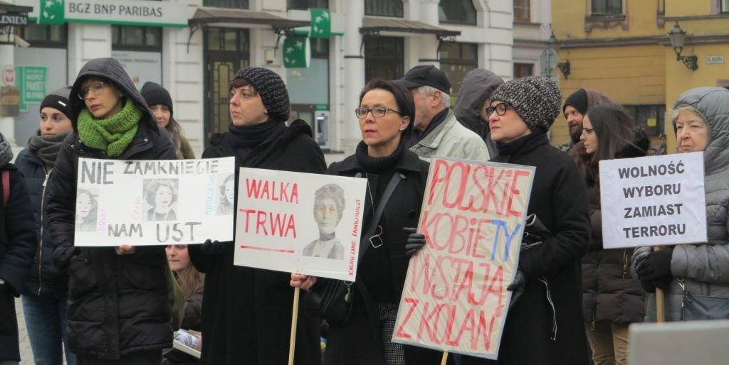 """""""Chcemy Mieć Wybór!"""" Kolejny #czarnyprotest"""