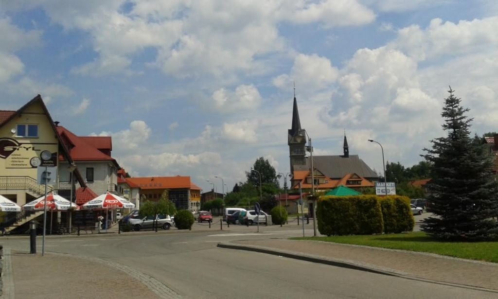 Kabareton na wiosce, czyli Ściernisko!