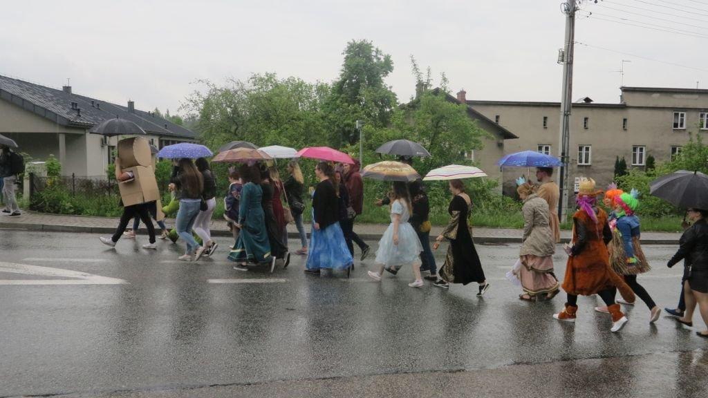 Studenci wyszli na ulice