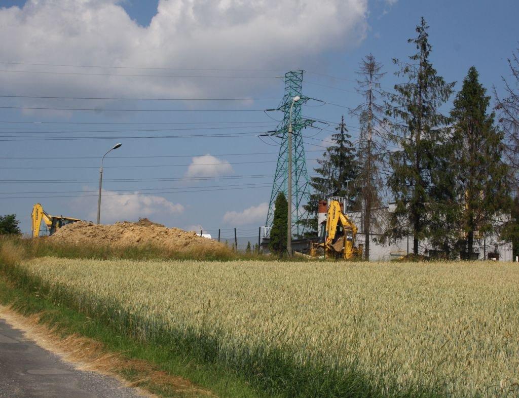 Prace Na Stacji Gazowej. Zagrożenia Nie Ma