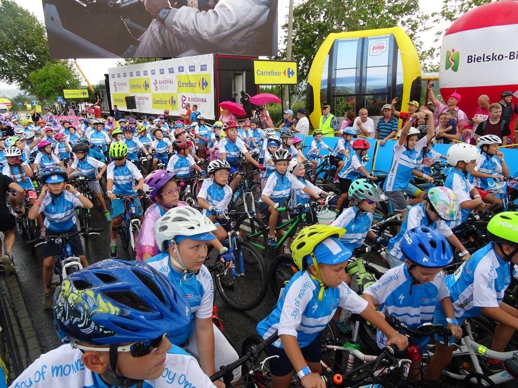 75. Tour de Pologne. Sprawdź, co się dzieje