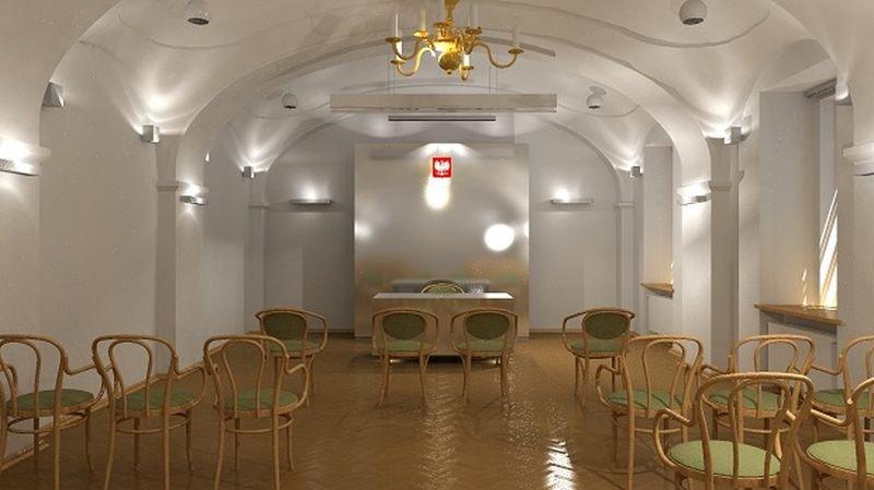 Nowa sala ślubów! Postawiono na prostotę