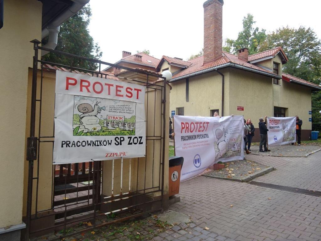 Będzie zaostrzenie protestu?!