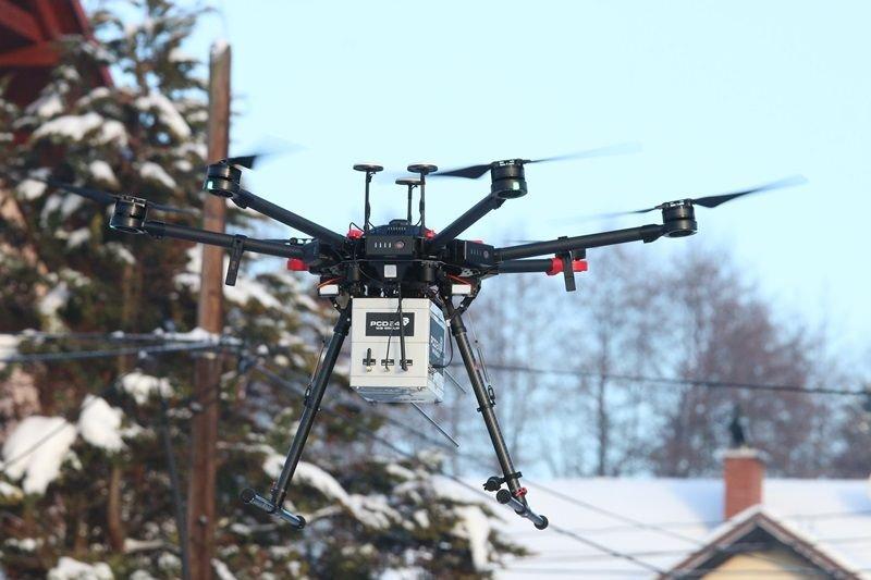 Drony w akcji! Znamy wyniki kontroli