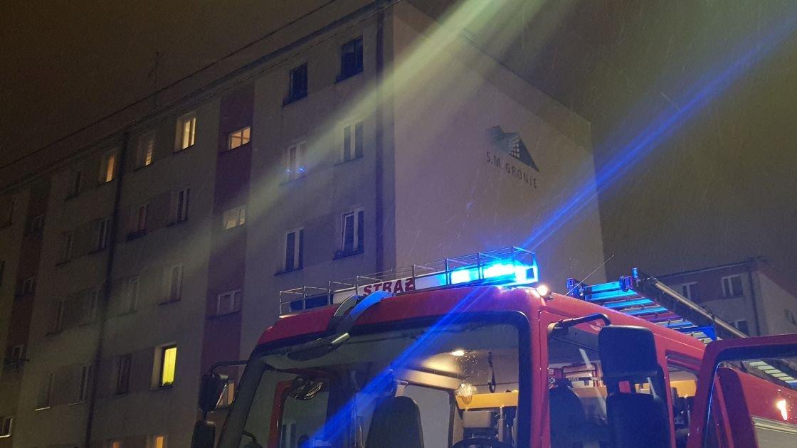Pożar Na 4 Piętrze!