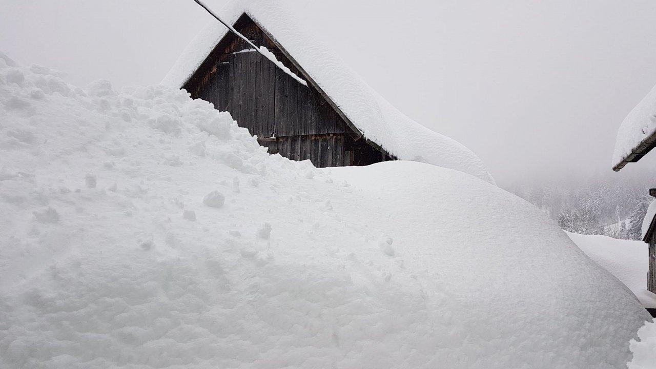 Zimowy Paraliż Na Żywiecczyźnie...