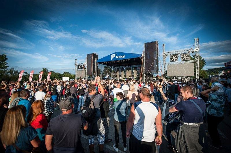 90`festival Wraca Do Bielska-Białej