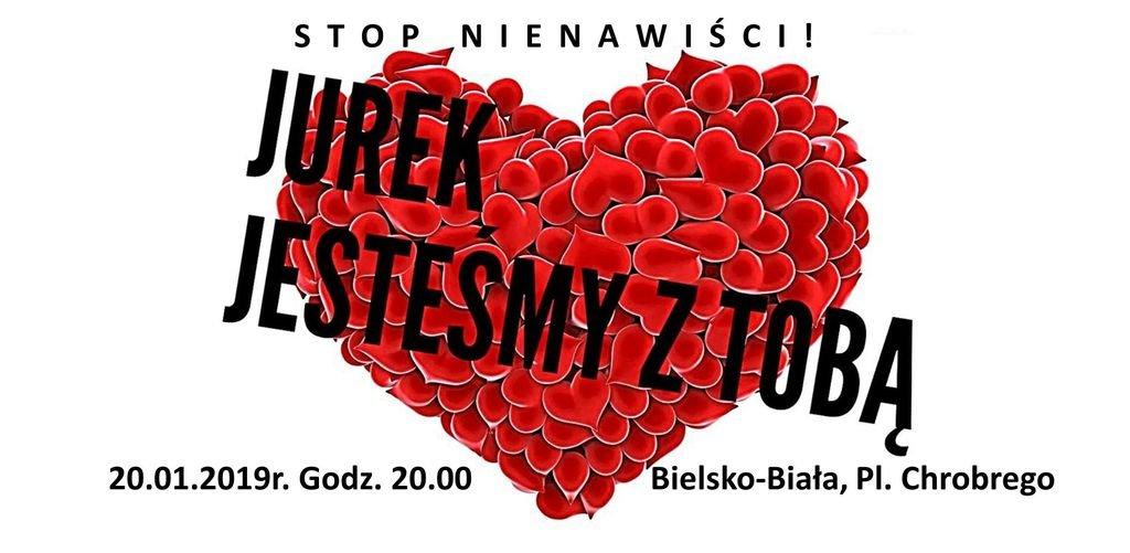 Wyjdą Na Ulice Dla Jurka Owsiaka