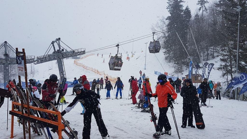 Takich opłat nie ma w Alpach, ale są w Szczyrku...