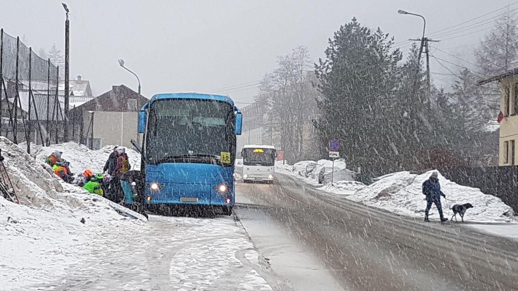 Autobusy Nie Latają... Jeszcze!