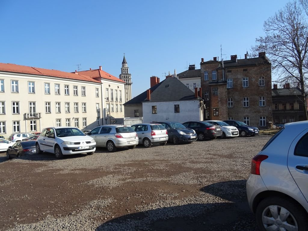 Parking wielopoziomowy. Na razie na papierze