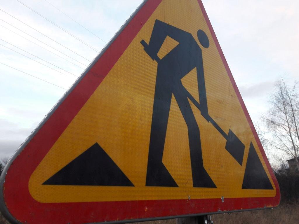Znaki, ograniczenia i... korki. Kiedy remont?