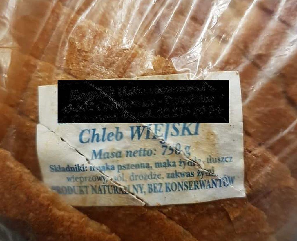 Smalec... w chlebie?