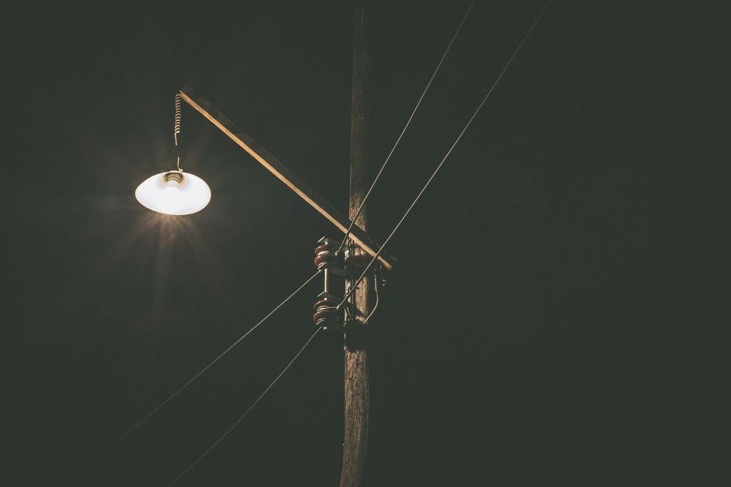 Inteligentne Lampy Staną Przy Drogach?