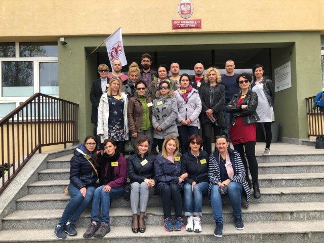 Strajkujący Nauczyciele Oddali Krew